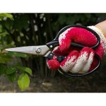 ALBJHBJHB-161-Gardening-Flower-Scissors-Shears-Multi-Purpose-shear-Large-Special-steel-0-1