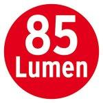Brennenstuhl-SOL-04-1170970-Solar-LED-Wall-Light-with-Infra-Red-Motion-Sensor-IP44-2x-LED-05-W-85-lm-Black-0-0