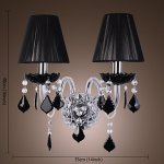 Candle-Wall-Lights-Crystal-ModernContemporary-Glass-A-0-4