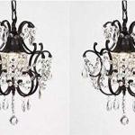 Chandelier-Wrought-Iron-Crystal-Chandelier-Island-Pendant-Lighting-H14-W11-0