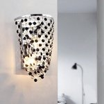 Contemporary-2-Light-Wall-Lights-with-Crystal-Drops-0