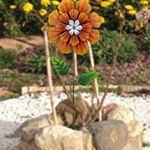 Creative-Motion-14284-2-Metal-Garden-Stake-1141-x-295-x-189-Multi-Color-0-1