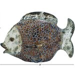 Deco-79-Ceramic-Fish-Sculpture-20-Inch-by-14-Inch-0-0