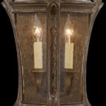 Fine-Art-Lamps-574781-Gramercy-Park-Outdoor-Wall-Pocket-Sconce-Lighting-120-Total-Watts-Gold-0