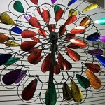 Garden-Art-Metal-Spinner-Bursting-Bloom-Multi-color-0-1