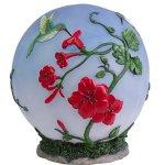 Glowing-LED-Hibiscus-Garden-Globe-0