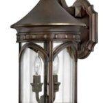 Hinkley-2310CB-Lucerne-Brass-Outdoor-Lantern-Fixture-Copper-Bronze-Clear-Bent-Glass-Panels-0