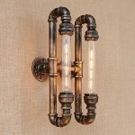 Industrial-Retro-Vintage-LOFT-Wall-Sconce-LITFAD-669-Wide-Antique-Iron-Finish-Water-Pipe-Fixture-Wall-Light-Arm-in-Bronze-0