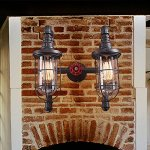 Injuicy-Lighting-Retro-Glass-Industrial-Vintage-Edison-Rust-Loft-Wall-Light-Waterpipe-Double-Lamp-0-0