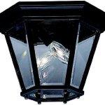 Kichler-9850BK-Madison-Cast-Aluminum-Outdoor-Ceiling-Lighting-120-Total-Watts-Black-Painted-0