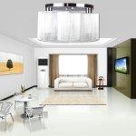 Kingzer-Modern-Flush-Mount-Pendant-Light-Chandelier-Lighting-Ceiling-Fixture-Hallway-US-0-2
