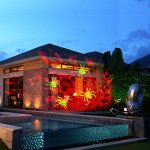 LED-Projector-Light-Jian-Ya-Na-2-in-1-Latest-Spider-Pattern-LED-Water-Wave-Waterproof-Moving-Projector-Auto-Timer-Landscape-Stage-Light-for-Indoor-Outdoor-Decoration-with-Indoor-Base-Ground-Stake-0-0