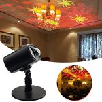 LED-Projector-Light-Jian-Ya-Na-2-in-1-Latest-Spider-Pattern-LED-Water-Wave-Waterproof-Moving-Projector-Auto-Timer-Landscape-Stage-Light-for-Indoor-Outdoor-Decoration-with-Indoor-Base-Ground-Stake-0-1