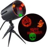 Lightshow-Projection-wSound-Halloween-Fireworks-by-Gemmy-Industries-Set-of-2-0