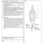 Livex-Lighting-2254-58-Outdoor-Post-with-Clear-Beveled-Glass-Shades-Imperial-Bronze-0-0