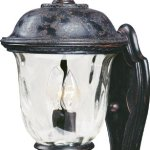 Maxim-40422WGOB-Carriage-House-VX-Outdoor-Wall-Mount-9W-in-Oriental-Bronze-0