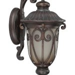Nuvo-Lighting-603921-Corniche-Outdoor-Large-Wall-Lantern-Arm-Up-with-Photocell-0