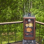 Pit-Boss-Grills-PBV3P1-3-Series-Wood-Vertical-Digital-Pellet-Smoker-with-Rear-Hopper-Copper-0-1
