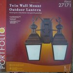 Portfolio-Twin-Wall-Mount-Outdoor-Lantern-0