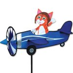 Premier-Kites-Pilot-Pal-Spinner-Orange-Cat-0