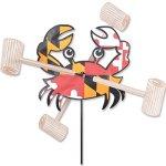 Premier-Kites-Whirligig-Spinner-18-in-Maryland-Flag-Crab-0