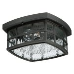 Quoizel-SNN1612K-Stonington-Outdoor-Ceiling-Lighting-Black-0-1