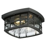 Quoizel-SNN1612K-Stonington-Outdoor-Ceiling-Lighting-Black-0