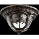 Quorum-Lighting-3901-13-86-Riviera-Glass-Ceiling-Lighting-40-Watts-Oiled-Bronze-0