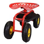 Rolling-Garden-Cart-Work-Seat-With-Heavy-Duty-Tool-Tray-Durable-Planting-Red-0-0