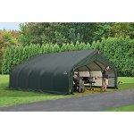 ShelterLogic-80006-Green-18x28x10-Peak-Style-Shelter-0-0