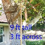 Stanwood-Wind-Sculpture-Large-Kinetic-Copper-Dual-Spinner-Dancing-Willow-Leaves-Jumbo-Version-3-ft-Across-9-ft-Tall-0-2