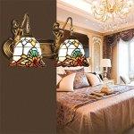 TOYM-European-Double-headed-wall-lamp-outdoor-Balcony-fixtures-Mirror-light-Retro-Bathroom-Lights-0
