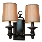 Two-Light-Rubbed-Oil-Bronze-Wall-Light-0-0
