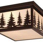 Vaxcel-OF33412BBZ-Yosemite-12-Inch-Outdoor-Ceiling-Light-Burnished-Bronze-0