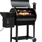 Z-GRILLS-Wood-Pellet-Grill-Smoker-7-in-1-Electric-BBQ-Grill–700Sqin-Cooking-Area-for-Outdoor-BBQ-Smoker-Roast-BakeBraise-and-BBQ-Grill-with-Free-Grill-Cover-0-0