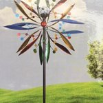 msimports-7-Kinetic-Windmill-Garden-Art-Spinner-Solar-Spectrum-0