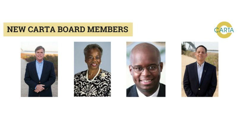 CARTA Welcomes Four New Members to the Board of Directors