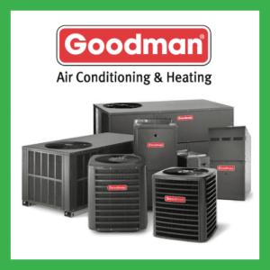 Goodman HVAC Systems Category Image
