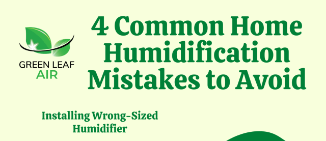 4 Common Home Humidification Mistakes to Avoid