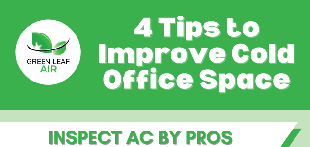 4 Tips to Improve Cold Office Space