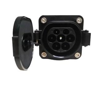 Зарядный порт Type2