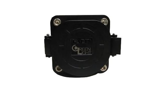 Порт зарядки Type2