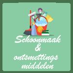 Schoonmaak & Ontsmettingsmiddelen