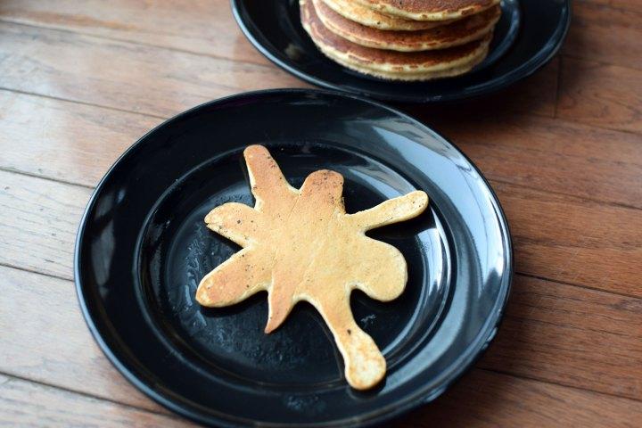 Snowflake Pancake Take 2