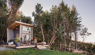 Tiny Homes | Αντλώντας Μινιμαλιστική Πολυτέλεια από Μικρές σε έκταση Οικολογικές Κατοικίες
