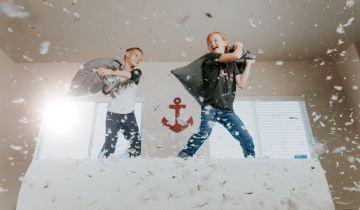 #StayHome | 10 Δραστηριότητες για παιδιά που θα τους δώσουν κίνητρο όσο θα κάθονται σπίτι