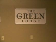 The Green Lodge at Sundance