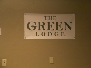The Green Lodge at Sundance