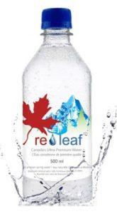 RedLeaf water