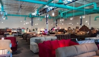 Retail Furniture Chain Sam Levitz Replaces Showroom's Hot Halogen Spotlights with Super Efficient, Cool Burning LED Lighting. Estimated Annual Energy and Maintenance Savings of $268,000 Produces $3.1 Million in Savings Over Lifespan of the MSi Lights.
